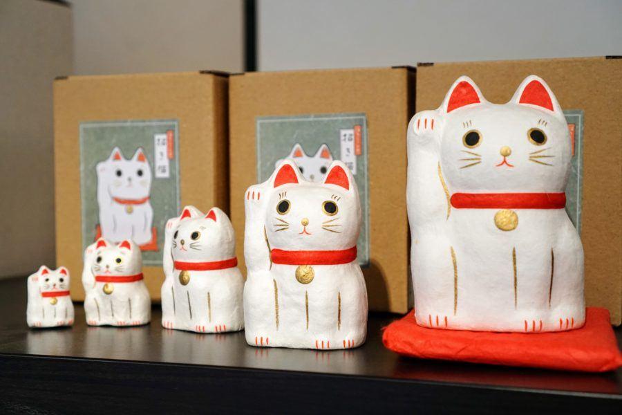 My Favorite Good Luck Souvenir: Japan's Maneki-Neko