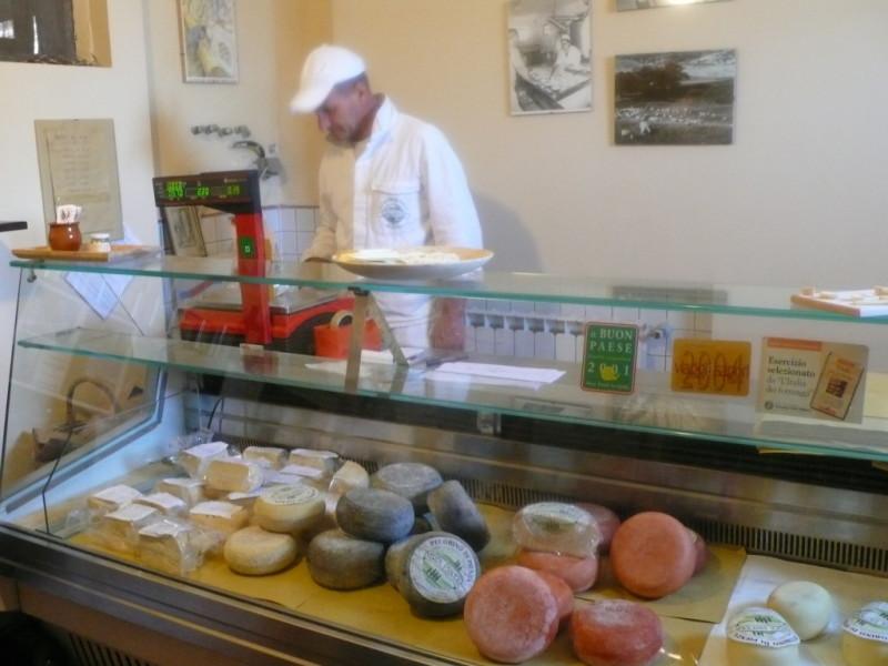 Italy Tuscany Pecorino Cheese Pienza