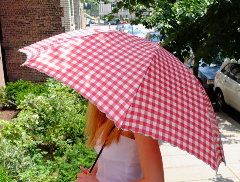 kyoto shopping gift umbrella