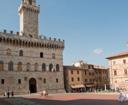montelpulciano main square