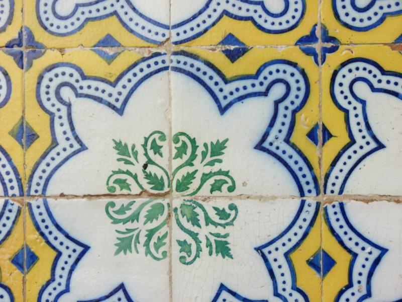 tile lisbon portugal