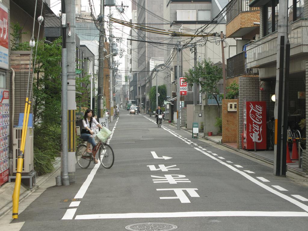 Japan on the street
