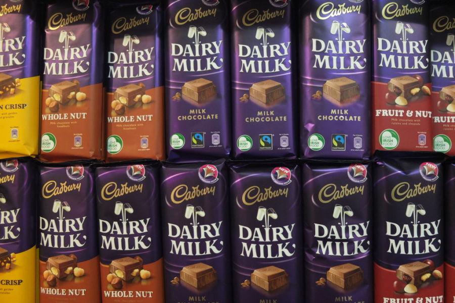 souvenir shopping dublin grocery supermarket cadbury