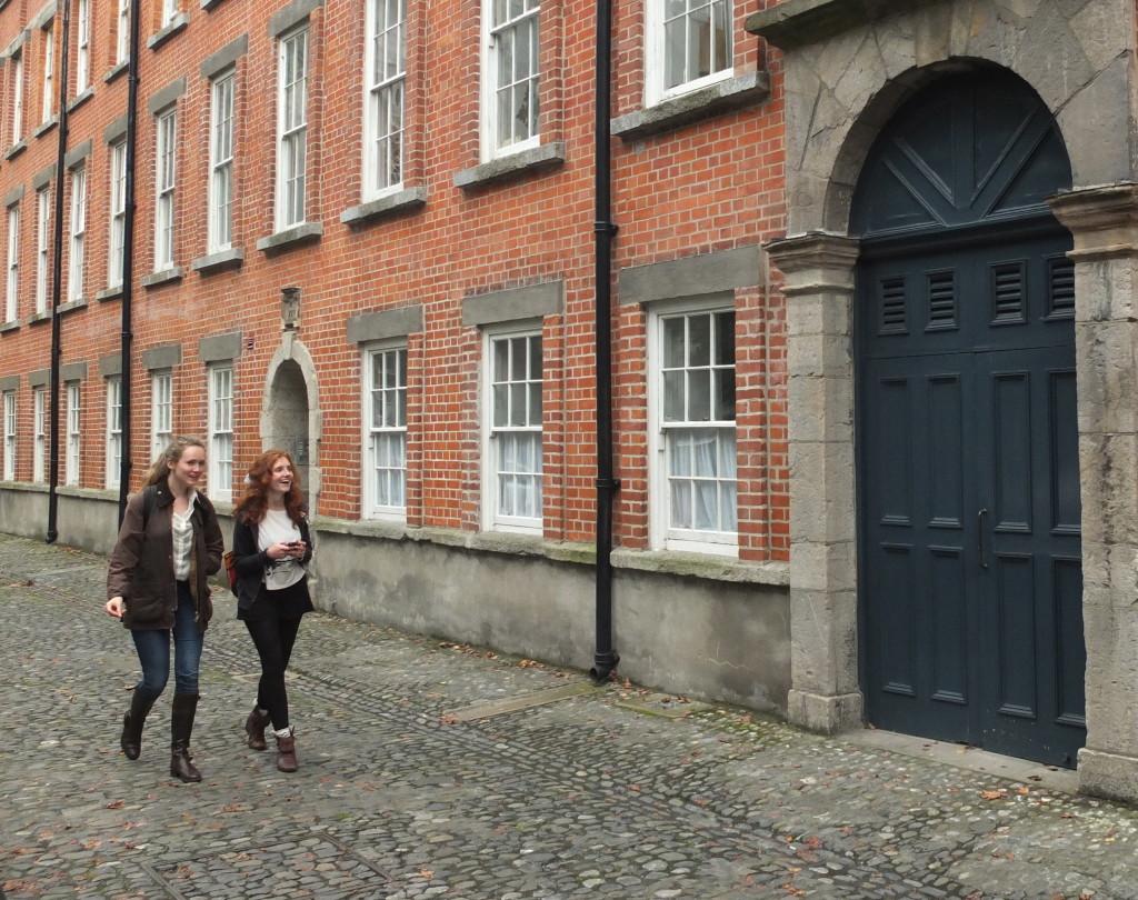 Dublin attractions Dublin Trinity College