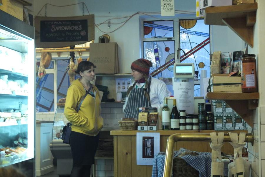 sheridans cheesemonger dublin ireland buying cheese