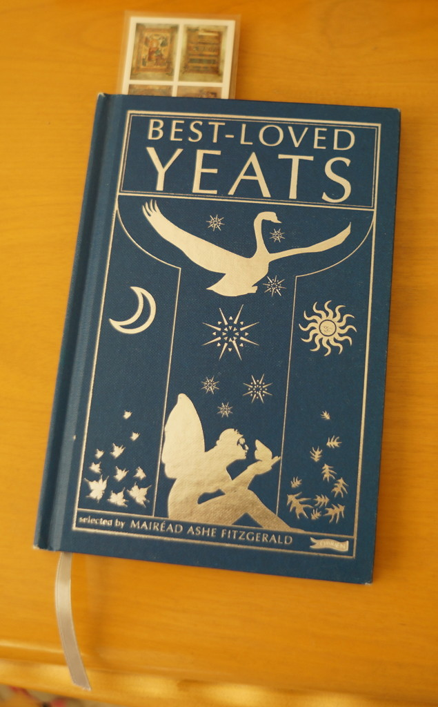 n souvenir yeats poetry book