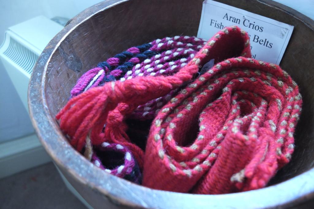 fisherman belts handmade dublin souvenir ireland