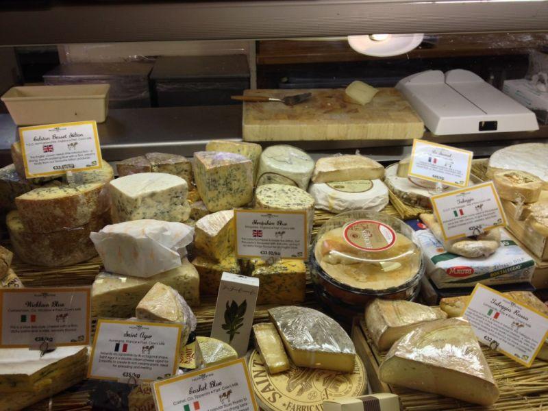 Irish cheese souvenir