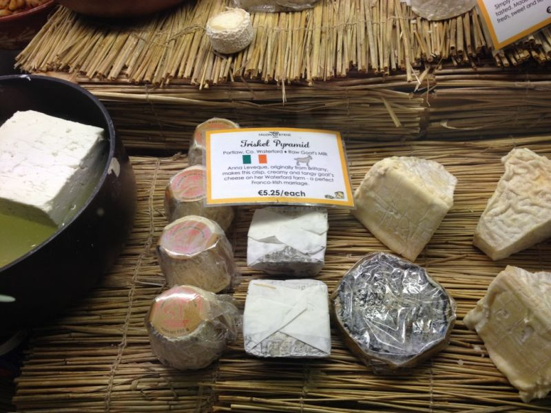 local Irish cheese souvenir