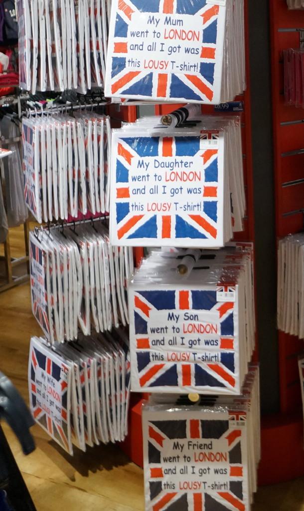 london unique gift souvenir tshirt british flag