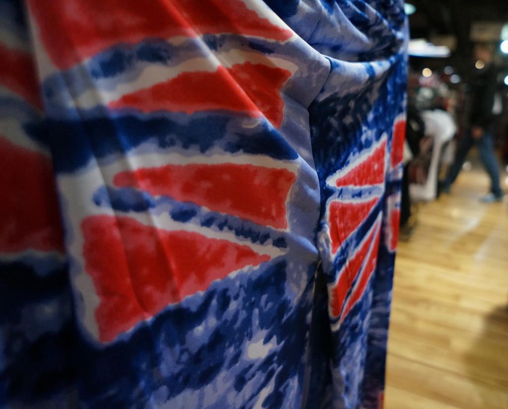 london unique gift souvenir leggings british flag
