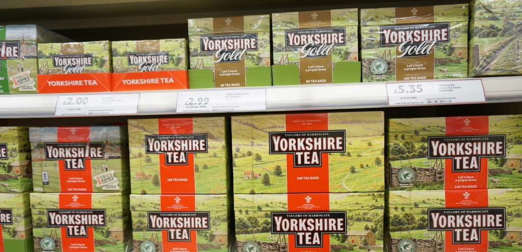 yorkshire tea black tea
