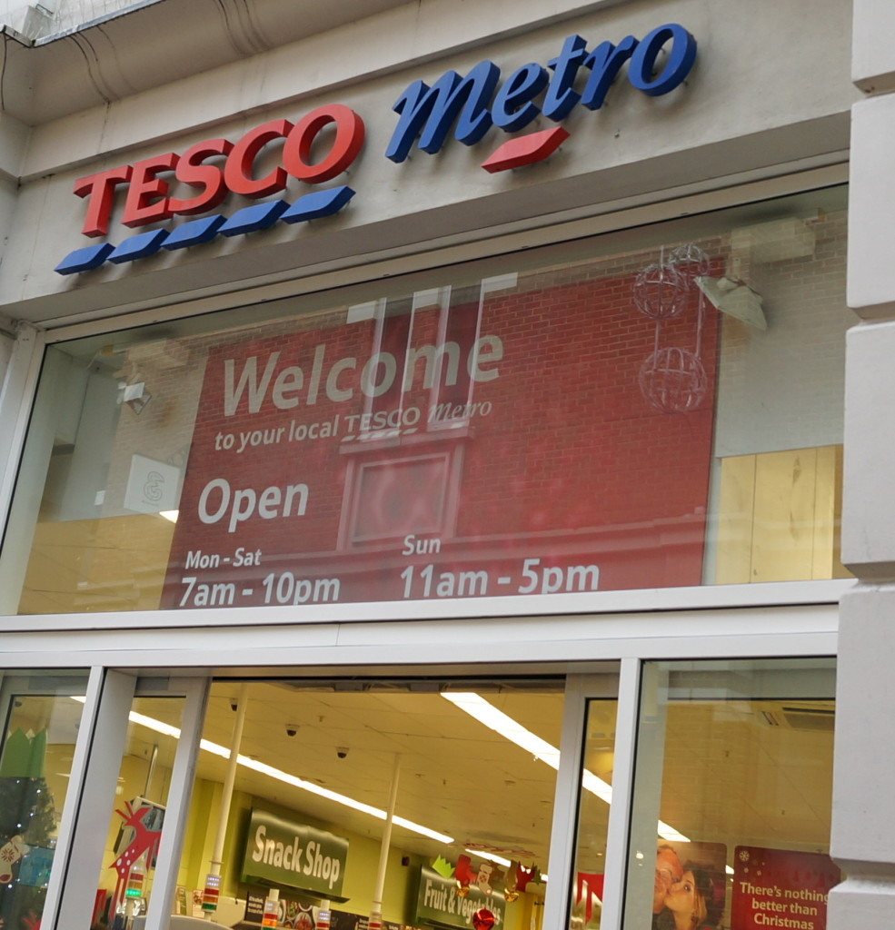 Tesco Express Store Finder: Best British Food Souvenirs From The Supermarket