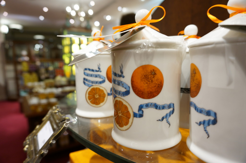 Fortnum and mason orange marmalade