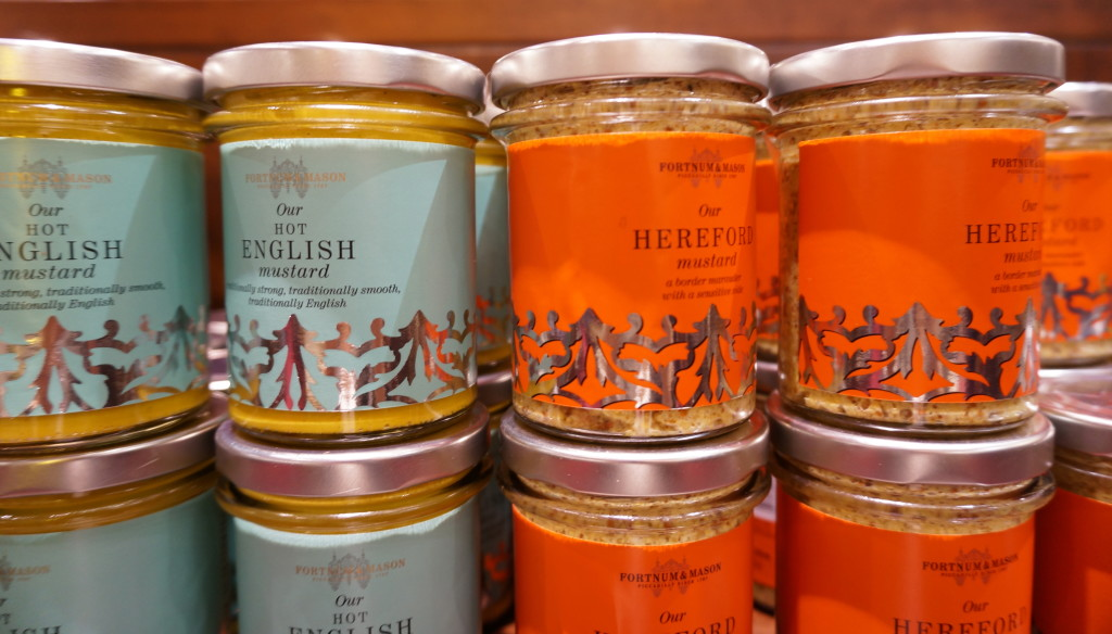 Fortnum and mason hot english mustard