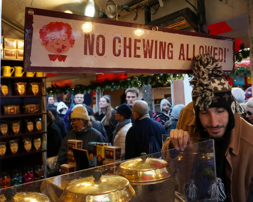 Is the NYC Union Square Holiday Market worth checking out? My ...