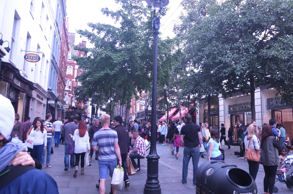 shopping connvent garden london best