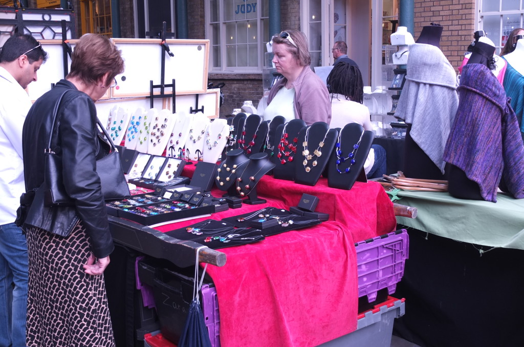 vendors convent garden london jewelry london handmade apple market