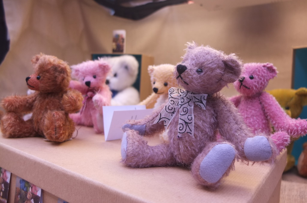 small bedford bears handmade england london convent garden shopping