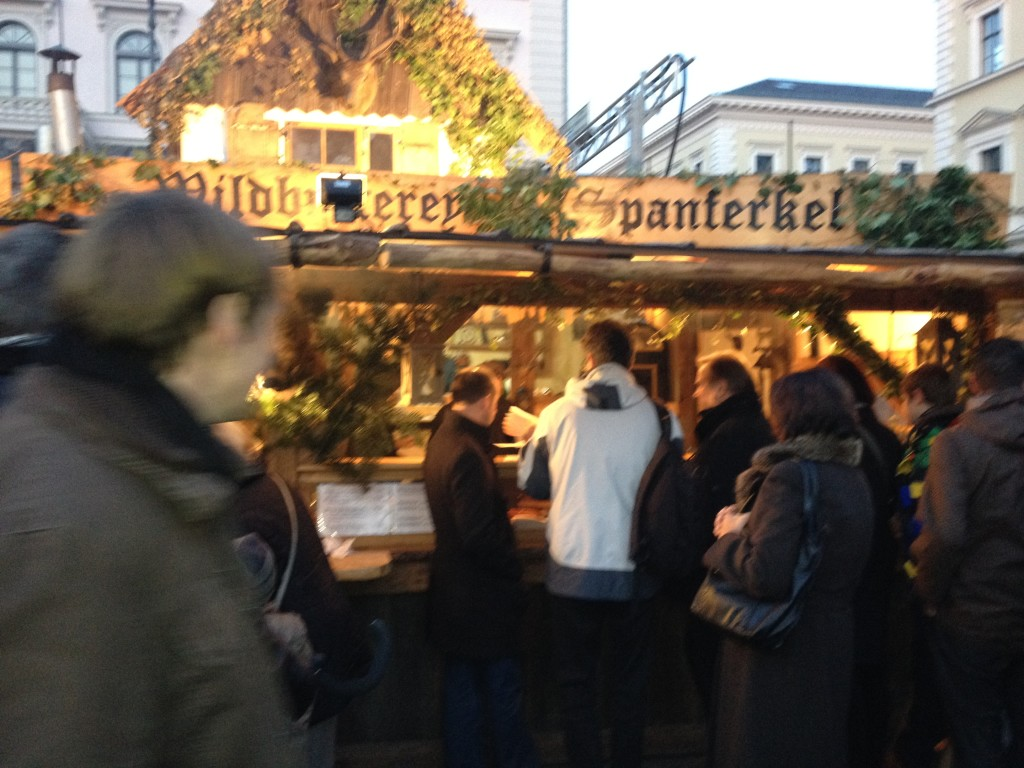 german food munich medieval christmas market