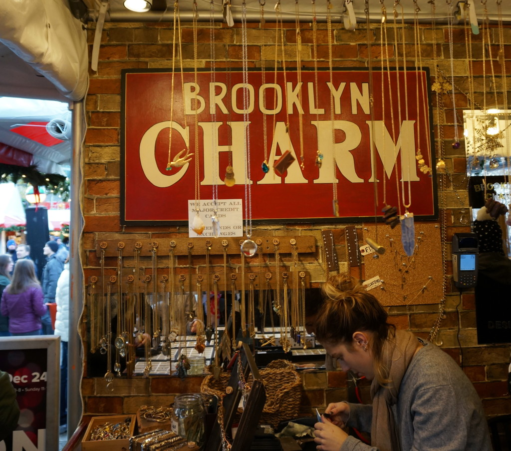 Is the NYC Union Square Holiday Market worth checking out? My