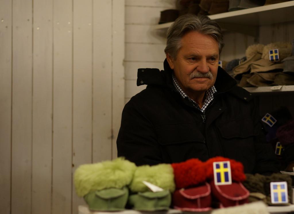 stockholm gamla stan christmas market vendor review