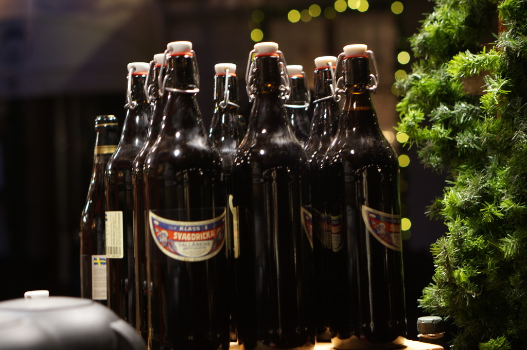 swedish glogg xmas market