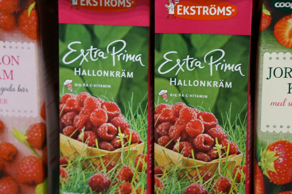 swedish rapsberry juice