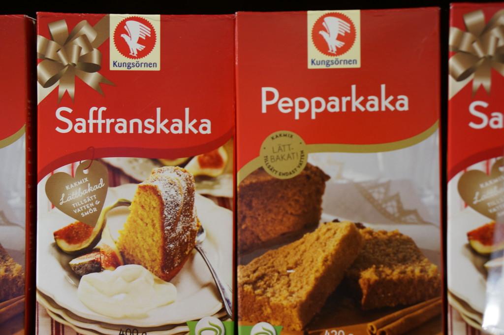 swedish cake mix