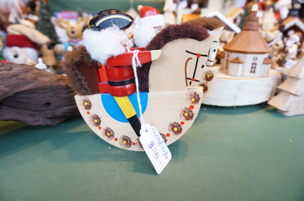 I Loved This Little Rocking Horse Wooden Christmas Ornament.