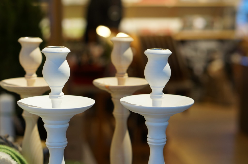 stockholm souvenirs candlesticks