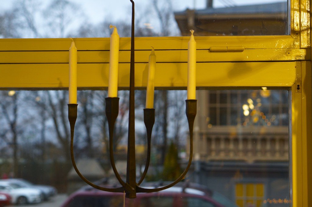 Swedish iron candle chandelier stockholm