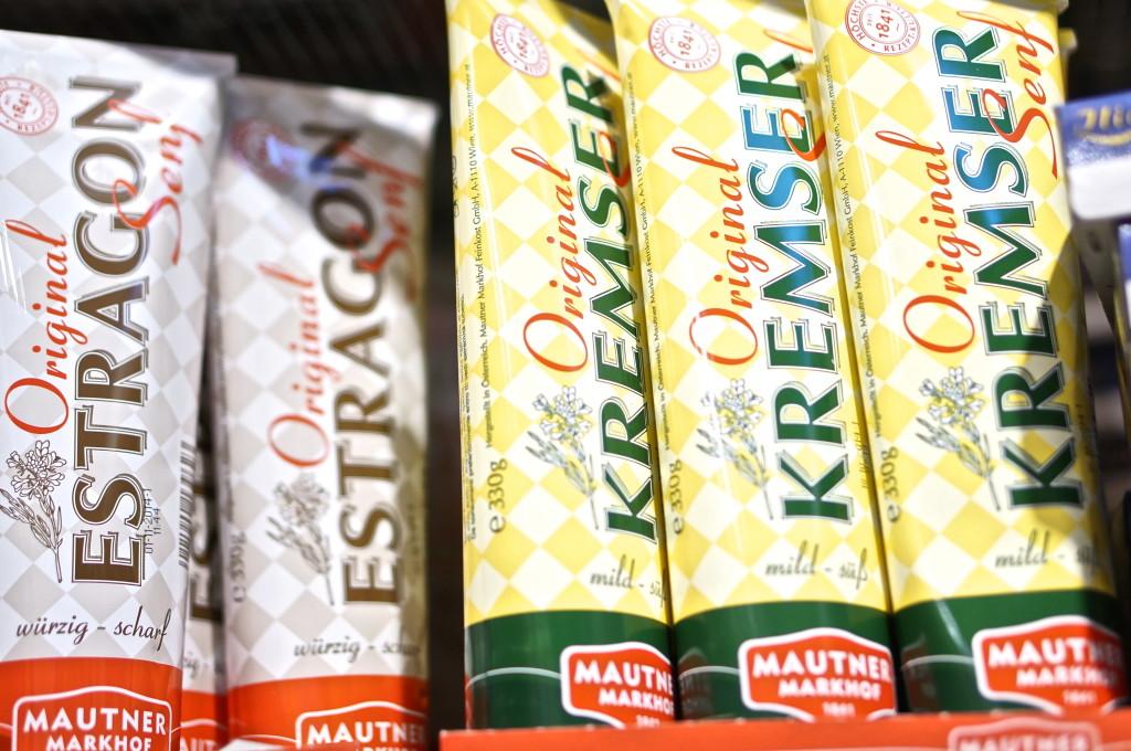 kremser estragon austrian mustard tarragon
