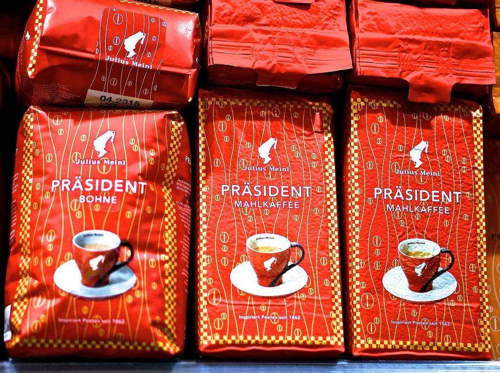 austrian coffee souvenir