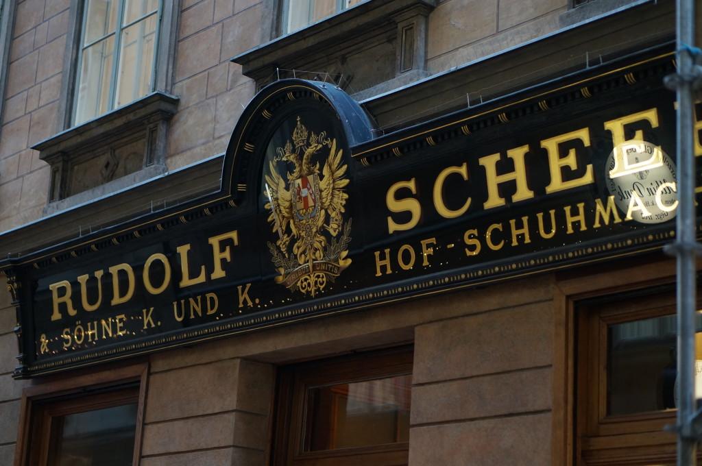 rudolf scheer men's shopping vienna
