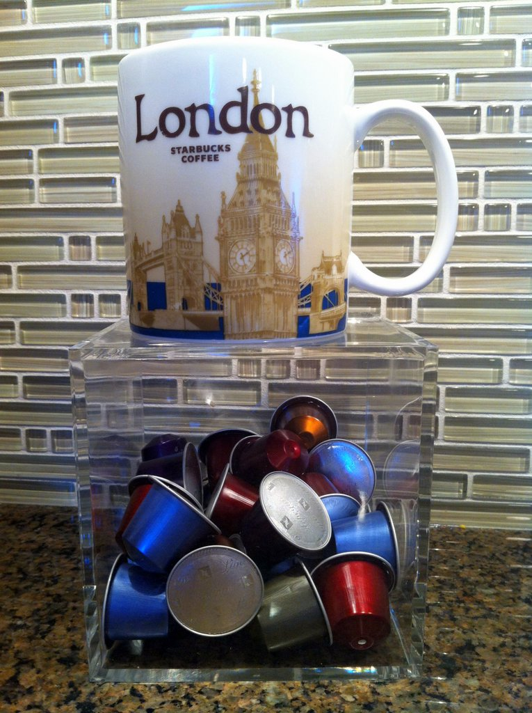 starbucks mug london souvenir collect