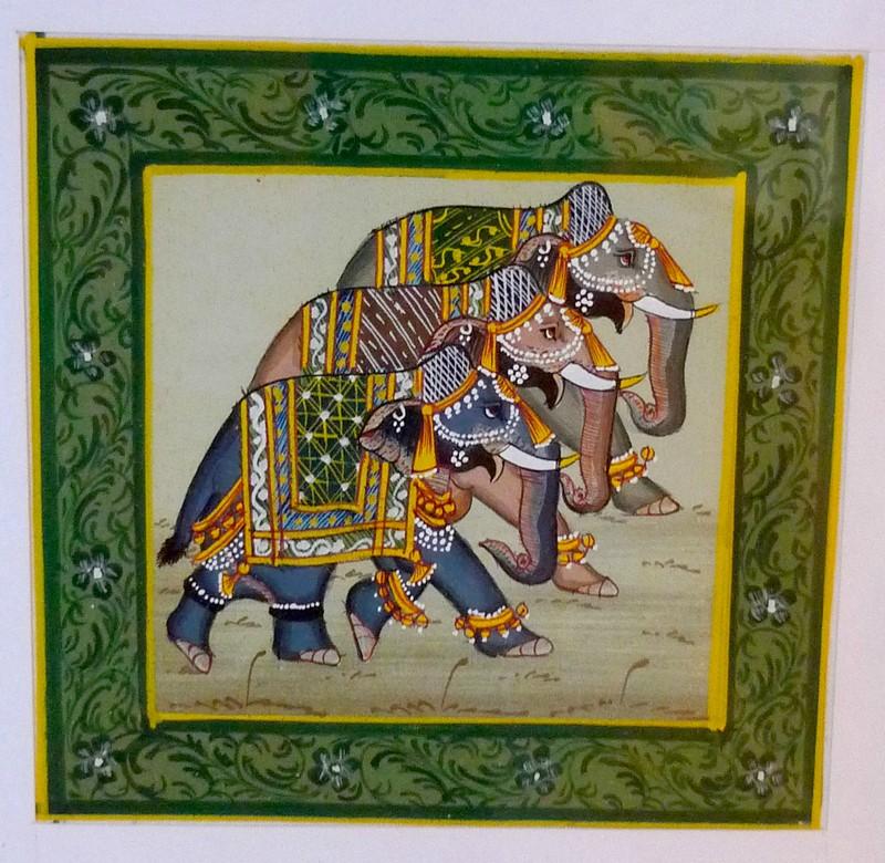 Silk Elephant Painting - Imgur(1)