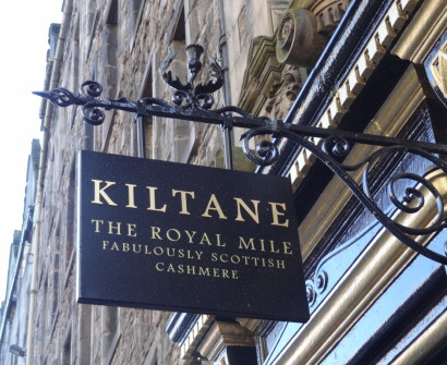 royal mile shops cashmere souvenirs