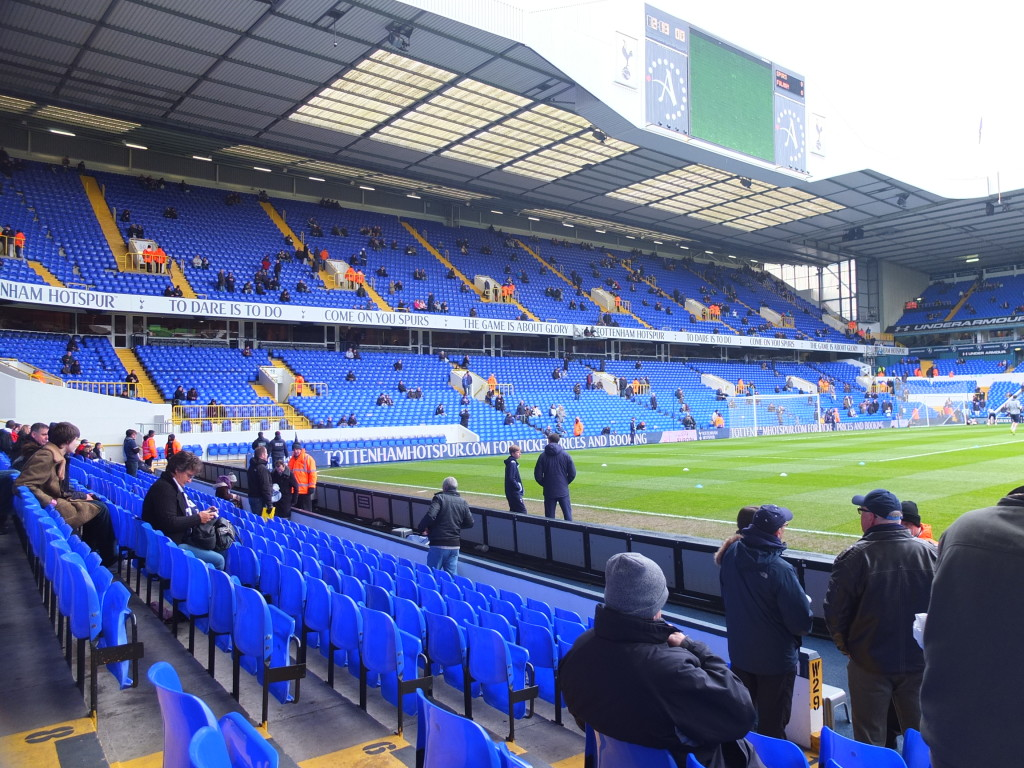 premier league stadium