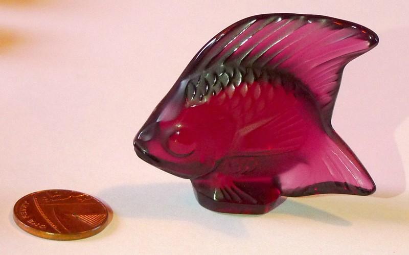 france souvenir Lalique Fish Figurine - Imgur
