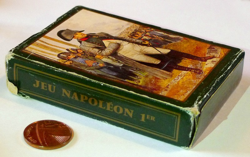 france Napoleon souvenir Playing Cards
