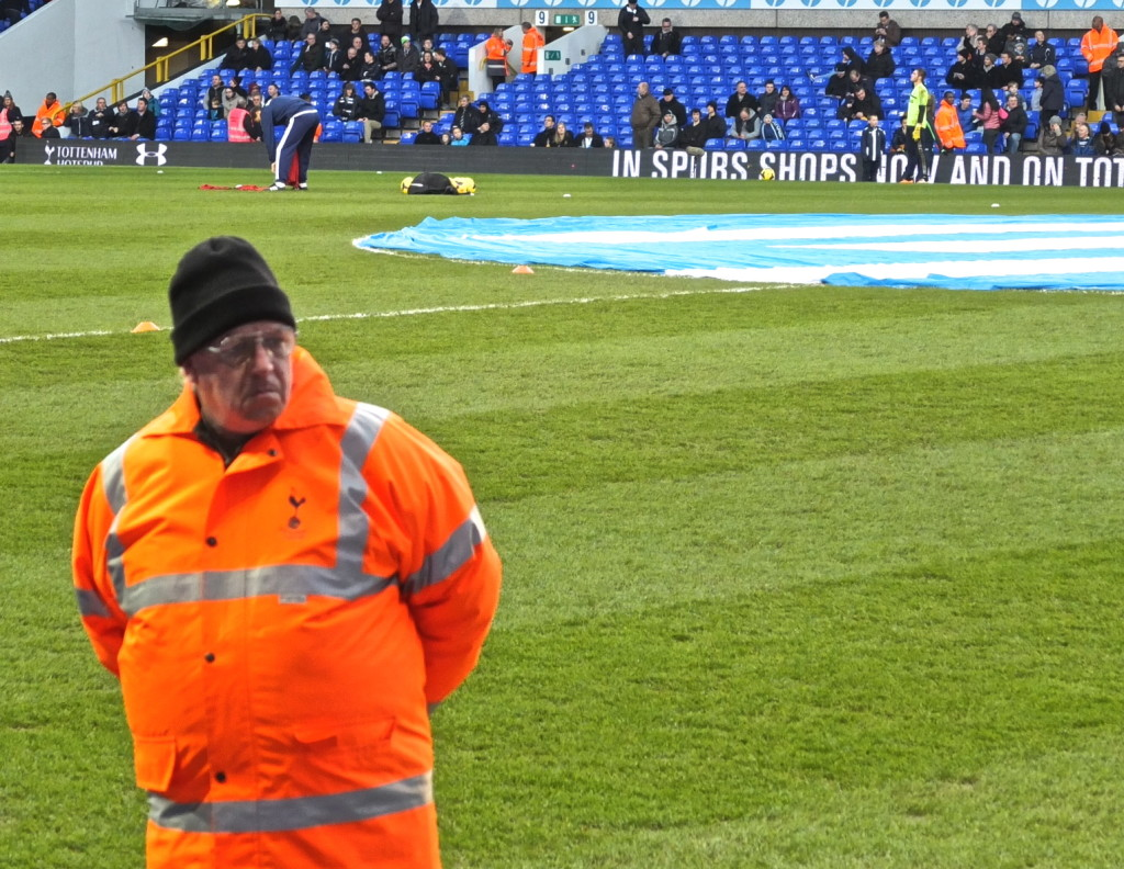 football steward premier league