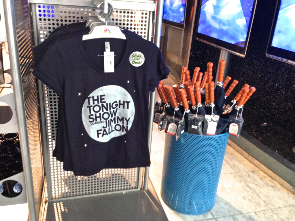 Tonight Show Starring Jimmy Fallon t shirts souvenir