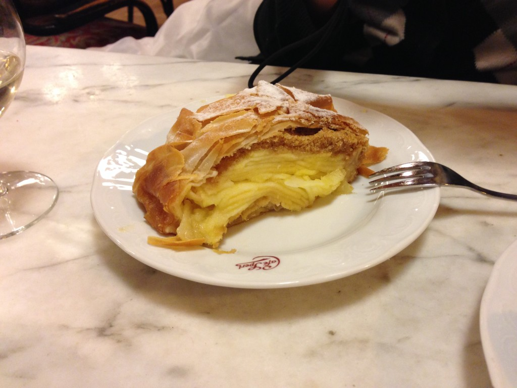 cafe sperl apple strudel vienna cake