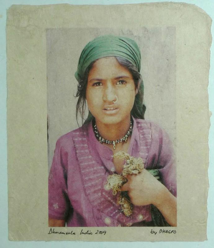 northern india souvenir photo