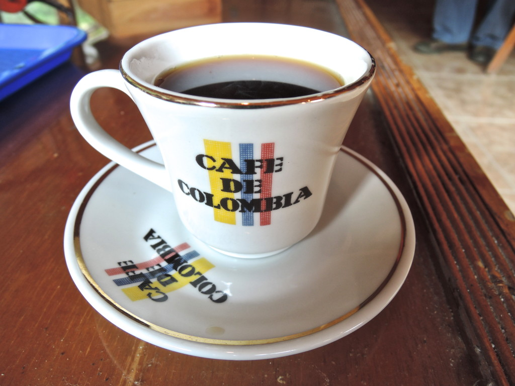 coffee souvenir south america