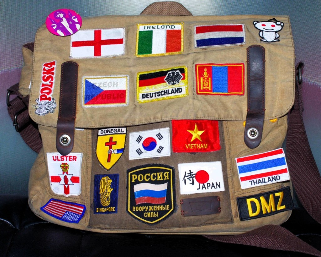 Country of Switzerland Souvenir Patch