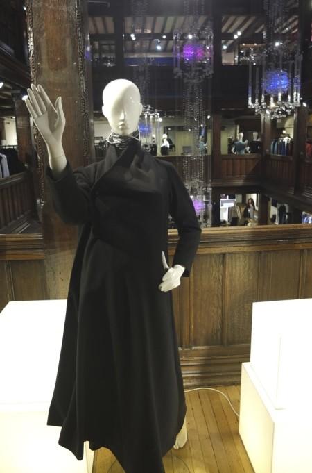 Liberty London store interior women's fashion