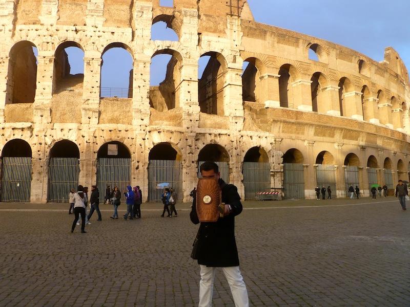 gladiator souvenir-at-the-colisseum