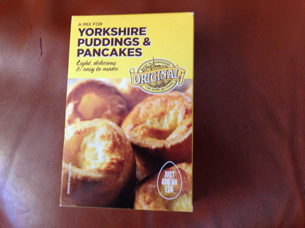 yorkshire pudding mix